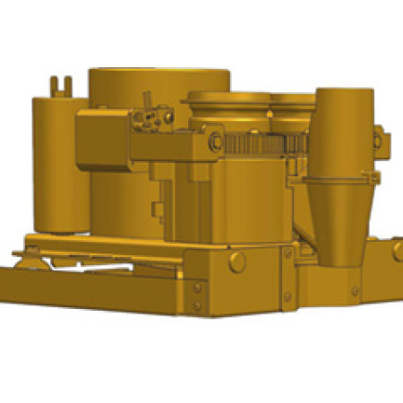 Grinder module